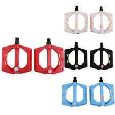 Cycling Flat-Platform Pedals Mountain Bike MTB/BMX Bicycle Bearing 9/16 inch