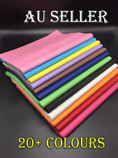 Bulk 50-500 Ream Tissue Paper Gift Wrap Wrapping Craft Paper 75x50cm 12 COLOURS