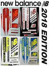 Latest New Balance 2018 Red White Black Blue English Willow cricket bat stickers