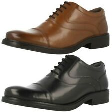 Mens Hush Puppies Formal Oxford Shoes Rockford Oxford