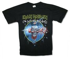 Iron Maiden Shirt Can I Play With Madness Maiden England Tour 2012 Licensed