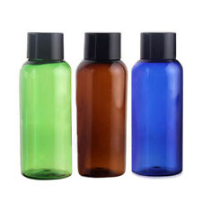 Travel Refillable Airless Lotion Cream Treatment Empty Cosmetic Pump Bottle C