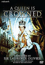 A Queen is Crowned [DVD] [1953] - DVD Sealed