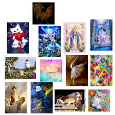 5D DIY Diamond Painting Artwork Embroidery Cross Kit Craft Stitch Home Decor