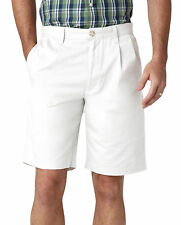 Dockers Mens D3 Double Pleated Shorts