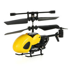 3.5CH Mini Metal Radio Remote Control RC Helicopter Gyro Infrared Electric Toys