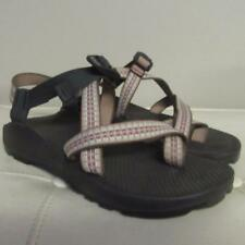 Womens CHACO Z/2 UNAWEEP brown red waterproof sandals shoes 10 M EUC vibram