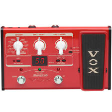 Vox StompLab 2B Modeling Bass Effect Processors, New!
