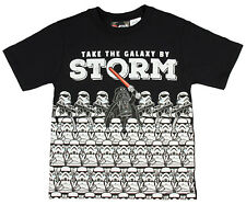Lego Star Wars Little Boys' Vader Take The Galaxy By Storm T-Shirt