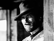 Clint Eastwood - The Good, The Bad And The Ugly - Movie Still Poster