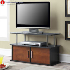 Convenience Concepts Designs2Go Deluxe 2-Door TV Stand with Cabinets for TVs...