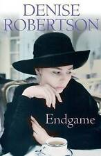 Endgame by Denise Robertson (Paperback) New Book