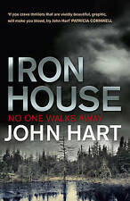 Iron House by John Hart (Paperback) New Book