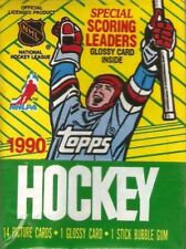 1990-91 Topps Hockey Team Sets--All Teams Available--You Pick