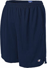 Champion Mens Long Mesh Pocket Shorts
