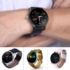 Bluetooth Smart Watch Camera For HTC Samsung Android Phone Waterproof