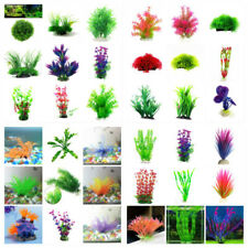 Grass Aquarium Decoration Water Weeds Ornament Plastic Plant Fish Tank Decor Hot