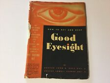Vintage WW2 US Military Army Air Force Good Eyesight Ross Rehner 1943
