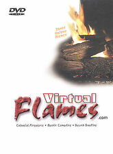 Fireplace DVD Video - Virtual Flames