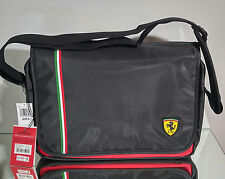 Puma Ferrari Men Portable Messenger Shoulder Side Bag TF006A-B NEW FREE SHIPPING