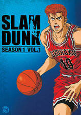 Slam Dunk: Season 1, Vol. 1 (DVD, 2015, 2-Disc Set)
