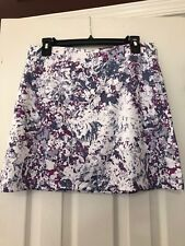 NWT Ladies CALLAWAY Magenta & Gray Golf Tennis Knit Skort - sizes S, M, L & XL