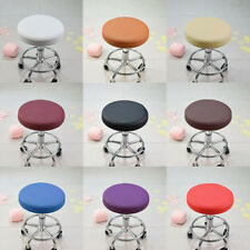 Bar Stool Slip On Seat Cover Barstool Slip Cover Round Chair Seat Pad 13inch