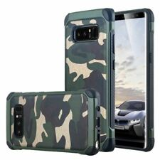 Camouflage Military Army Case Cover Samsung Galaxy S6 S7 edge S8 S9 Plus A7 A8