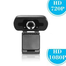 USB2.0 1080P/720P HD WebCam Web Camera Video with Mic for HD Video Desktop W0N4