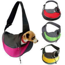 Pet Carrier Cat Puppy Dog Carrier Sling Front Mesh Travel Tote Shoulder Bag