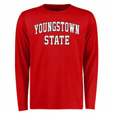 Youngstown State Penguins Everyday Long Sleeve T-Shirt - Red