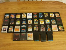 ATARI 2600 GAMES - YOUR CHOICE OF 35 COMBINED SHIPPING DISCOUNTS - ALL TESTED