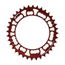 New Rotor Q-Ring 110mm 36T Inner Red Chainring