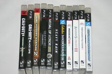 Sony Playstation 3 games  Various games 5.00 to 15.00  All in great condition
