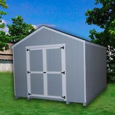 Little Cottage Company Gable Value Shed Storage Solution