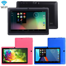 7inch Google Android 4.4 Quad Core Tablet PC 1GB+8GB Dual Camera Wifi Bluetooth