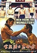 Men From Monastery - Hong Kong Kung Fu Martial Arts Action movie DVD dubbed