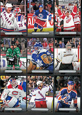 2014-15 SP Authentic Modern Moments - You Pick
