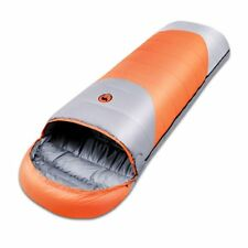 Outdoor Camping Envelope Sleeping Bag Thermal Tent Hiking Waterproof Bag VE