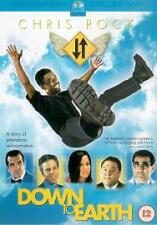 Down To Earth (DVD 2001 Widescreen) Chris Rock BRAND NEW SEALED RARE REGION 2