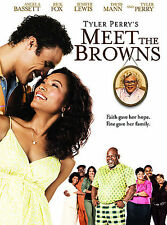 Tyler Perry's - Meet the Browns (DVD, 2008, Full Screen/ Widescreen Edition)