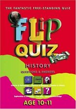 Flip Quiz History: Age 10-11 (Flip Quiz), Brian Williams, Andy Langley, Used; Go