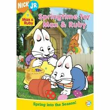 Max and Ruby - Springtime for Max and Ruby (DVD, 2005)
