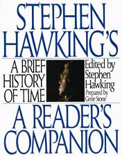 A Brief History of Time: a Readers Companion, S.W. Hawking, Used; Good Book