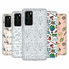OFFICIAL JULIA BADEEVA ASSORTED PATTERNS 3 HARD BACK CASE FOR HUAWEI PHONES 1
