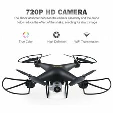 JJRC H68 720P HD Camera Wifi Drone FPV App Control RC Quadcopter Toys Altitude