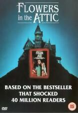 FLOWERS IN THE ATTIC DVD 1987 ORIGINAL KIRSTY SWANSON LOUISE FLETCHER R2