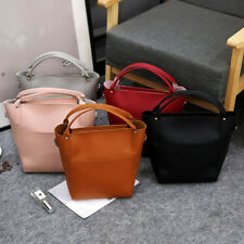 New4Pcs/Set Fashion Women Lady Bag Handbag Shoulder Messenger Satchel Tote Purse