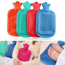 Pro HOT WATER BOTTLE BAG WARM Hot Thick Rubber Relaxing Heat Cold Therapy