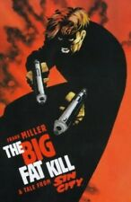 Sin City: Big Fat Kill by Miller, Frank Paperback Book The Cheap Fast Free Post